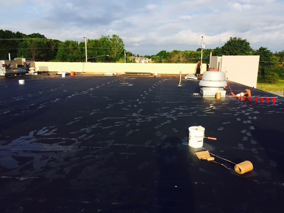 Dan Faith Flat Roofing Niles, Ohio