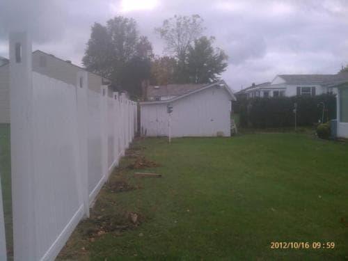 Fence B